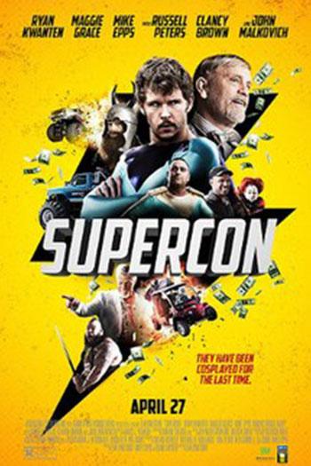 دانلود زیرنویس فیلم Supercon 2018