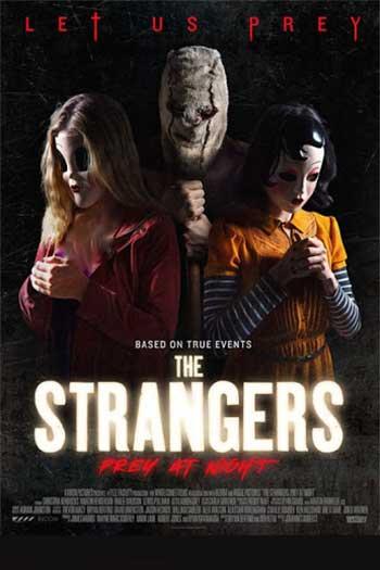 دانلود زیرنویس فیلم The Strangers: Prey at Night 2018