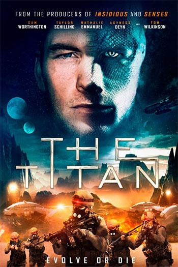 دانلود زیرنویس فیلم The Titan 2018