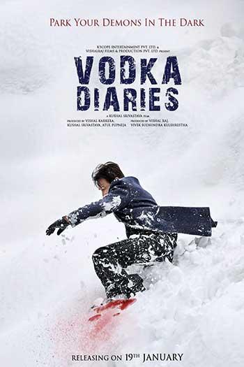 دانلود زیرنویس فیلم Vodka Diaries 2018