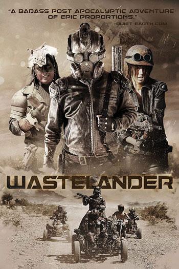 دانلود زیرنویس فیلم Wastelander 2018