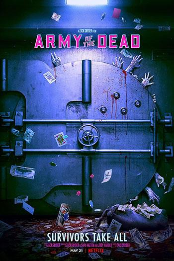 دانلود زیرنویس فیلم Army of the Dead 2021