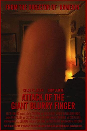 دانلود زیرنویس فیلم Attack of the Giant Blurry Finger 2021