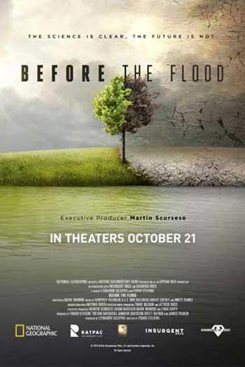 دانلود زیرنویس مستند Before the Flood 2016