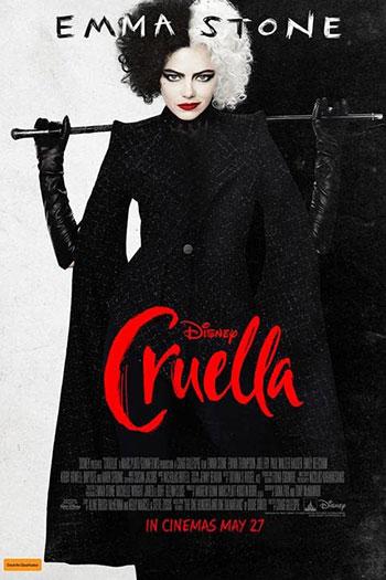 دانلود زیرنویس فیلم 2021 Cruella