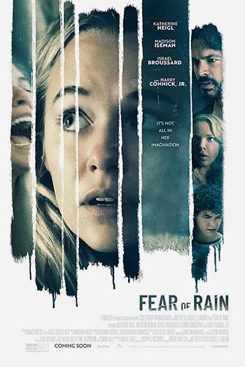 دانلود زیرنویس فیلم Fear of Rain 2021