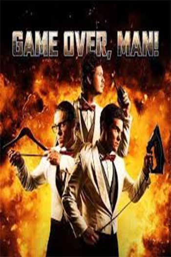 دانلود زیرنویس فیلم Game Over, Man! 2018