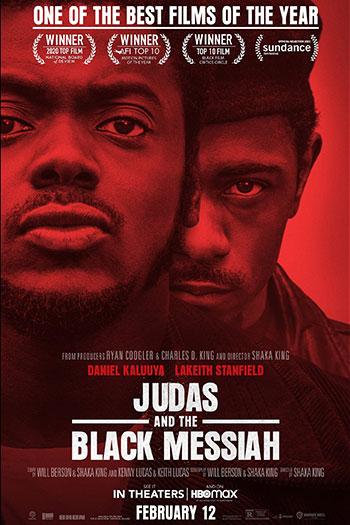 دانلود زیرنویس فیلم Judas and the Black Messiah 2021