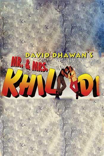 دانلود زیرنویس فیلم Mr. and Mrs. Khiladi 1997