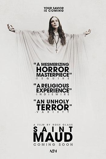 دانلود زیرنویس فیلم Saint Maud 2019