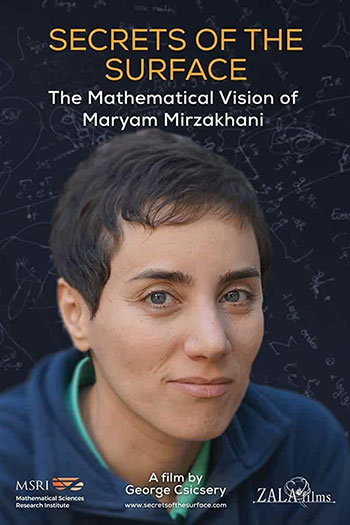 دانلود زیرنویس مستند Secrets of the Surface: The Mathematical Vision of Maryam Mirzakhani 2020