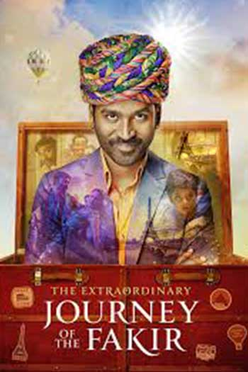 دانلود زیرنویس فیلم The Extraordinary Journey of the Fakir 2018