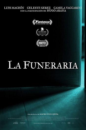 دانلود زیرنویس فیلم 2020 The Funeral Home