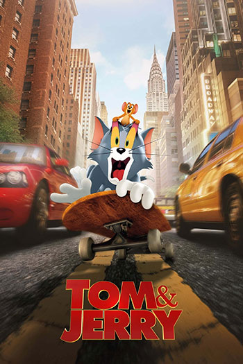دانلود زیرنویس انیمیشن Tom and Jerry 2021