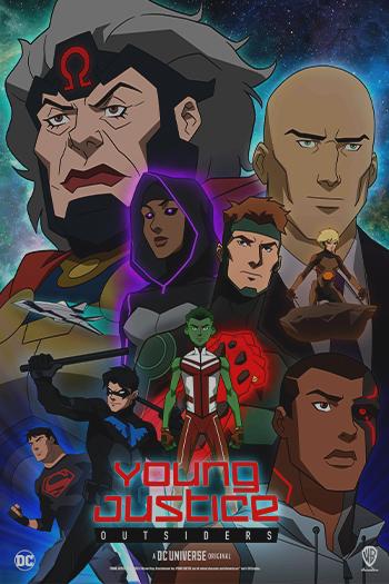دانلود زیرنویس انیمیشن سریال Young Justice