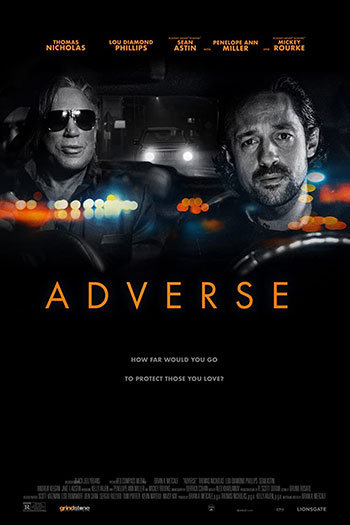 دانلود زیرنویس فیلم Adverse 2020