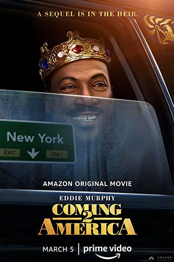 دانلود زیرنویس فیلم Coming 2 America 2021