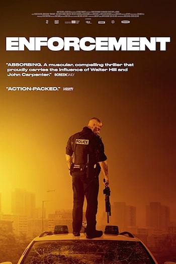 دانلود زیرنویس فیلم Enforcement 2020