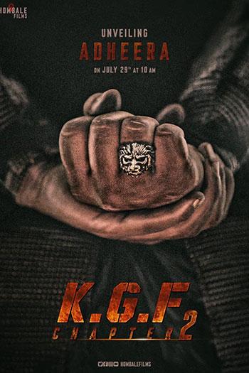 دانلود زیرنویس فیلم K.G.F: Chapter 2 2021