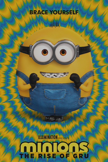 Minions The Rise of Gru 2022