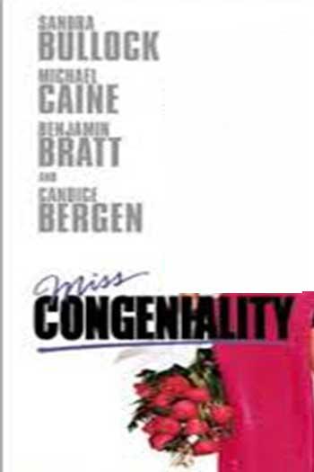 دانلود زیرنویس فیلم Miss Congeniality 2000