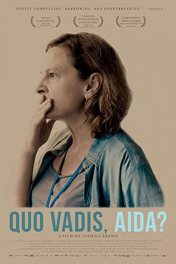 دانلود زیرنویس فیلم Quo vadis Aida 2020