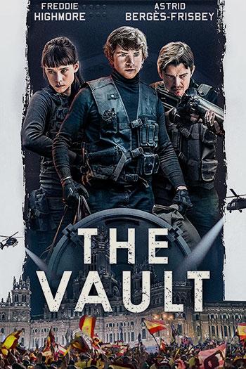 دانلود زیرنویس فیلم The Vault 2021