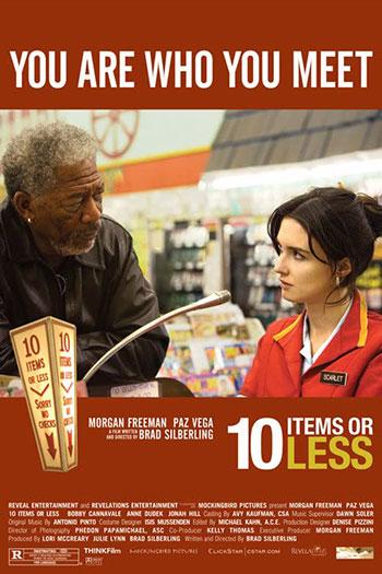 دانلود زیرنویس فیلم 10 Items or Less 2006