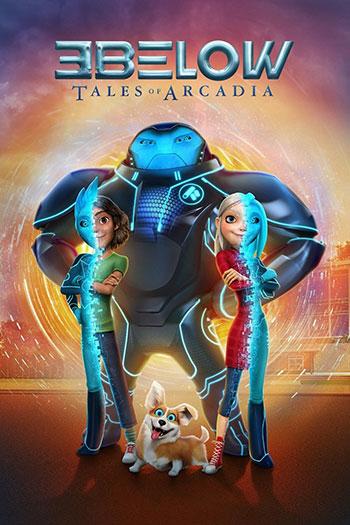 دانلود زیرنویس انیمیشن سریالی 3Below: Tales of Arcadia