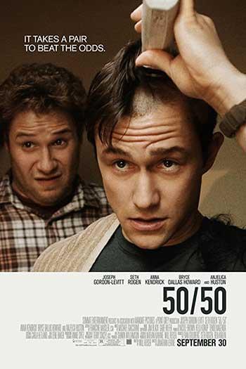 دانلود زیرنویس فیلم 2011 50/50