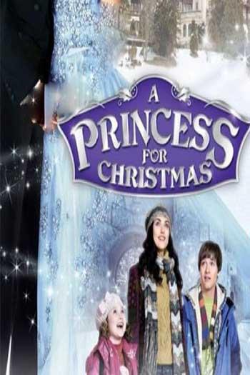 دانلود زیرنویس فیلم A Princess for Christmas 2011