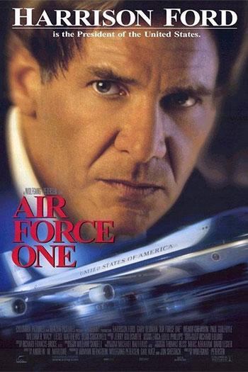 دانلود زیرنویس فیلم Air Force One 1997