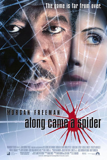 دانلود زیرنویس فیلم Along Came a Spider 2001