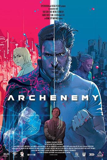 دانلود زیرنویس فیلم Archenemy 2020