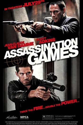 دانلود زیرنویس فیلم Assassination Games 2011
