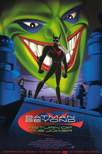 دانلود زیرنویس انیمیشن Batman Beyond: Return of the Joker 2000