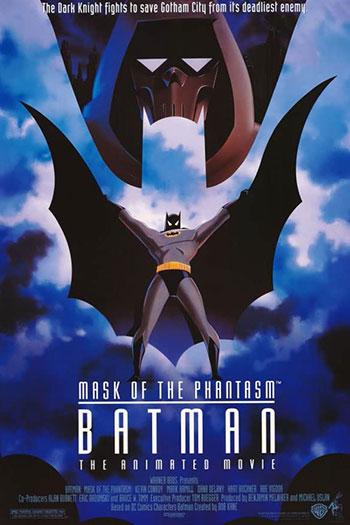 دانلود زیرنویس انیمیشن Batman: Mask of the Phantasm 1993