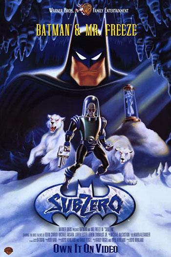 دانلود زیرنویس انیمیشن Batman & Mr. Freeze SubZero 1998