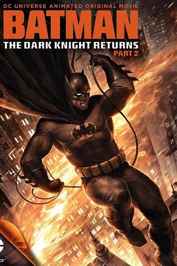 دانلود زیرنویس انیمیشن Batman: The Dark Knight Returns, Part 2 2013