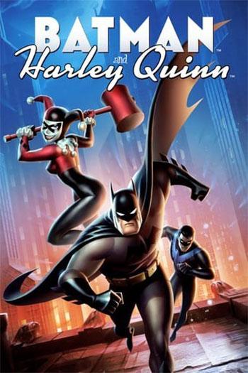 دانلود زیرنویس انیمیشن Batman and Harley Quinn 2017