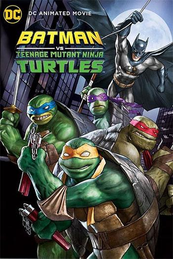 دانلود زیرنویس انیمیشن Batman vs Teenage Mutant Ninja Turtles 2019