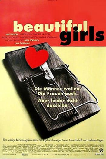 دانلود زیرنویس فیلم Beautiful Girls 1996