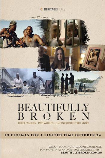 دانلود زیرنویس فیلم Beautifully Broken 2018