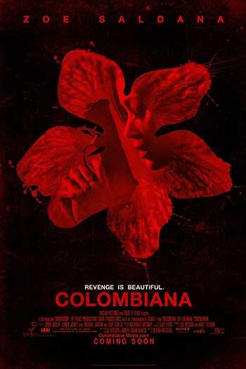 دانلود زیرنویس فیلم Colombiana 2011