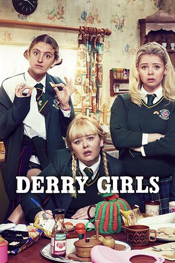 دانلود زیرنویس سریال Derry Girls
