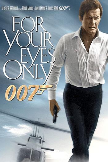 دانلود زیرنویس فیلم For Your Eyes Only 1981