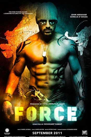 دانلود زیرنویس فیلم Force 2011