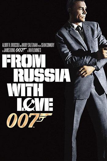 دانلود زیرنویس فیلم From Russia with Love 1963
