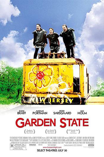دانلود زیرنویس فیلم Garden State 2004