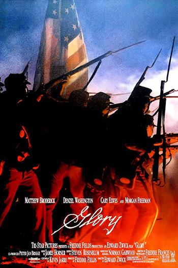 دانلود زیرنویس فیلم Glory 1989